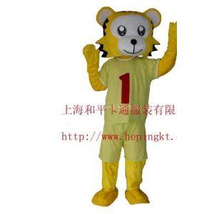 供应上海表演卡通服装/庆典道具服饰/乖乖熊