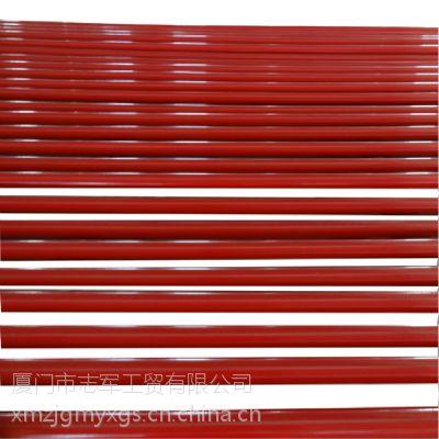 供应厦门专业生产 (EP)消防涂塑钢管(红色)