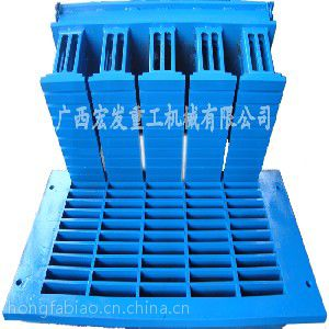 宏发重工机械公司供应质量好的大型标砖模具_重庆砌块成型机