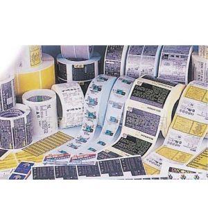 供应自粘不干胶、标签印刷加工