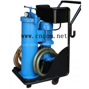 供应精密滤油机 国产 滤油机 移动式滤油小车