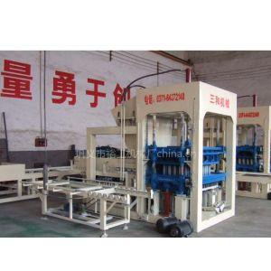 供应镇江粉煤灰砌块机结构可靠|锡山区运转平稳的砌块机
