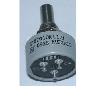 供应BI电位器 6187R10KL1.0 美国BI品牌,产地:墨西哥