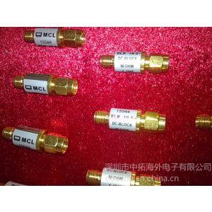 供应MINI-circuit 隔直流器 BLK-18-S