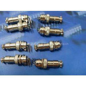 供应厂家生产插板弯脚航空插座