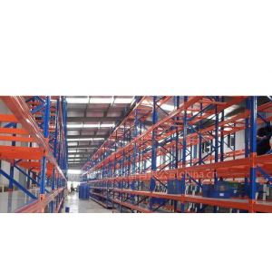 供应仓储货架重型搁置架横梁式存放架佳德厂家提供各种规格仓库架定制