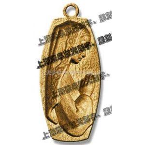 供应上海松江 不锈钢锁铜锁激光刻字 打标 加工