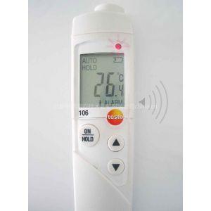 供应快速测温仪/笔式温度计德图 型号:testo-106 库号:M400662