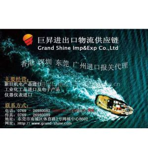 Grand-Shine 巨升进出口,进口代理专家