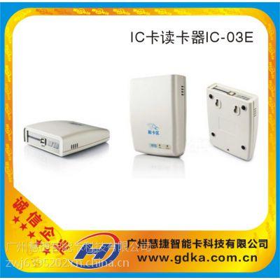 供应IC卡读写器 射频卡读写器 ID卡刷卡机报价