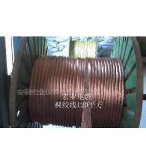 供应裸铜绞线TJR185 接地线
