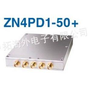 供应MINI-circuit 功分器 ZN4PD1-50-S