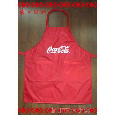 广告围裙 双层防水材质  双兜  免费排版  加印LOGO