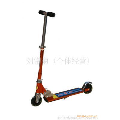 供应小奇仕全铝二轮滑板车  健身车  迷你车
