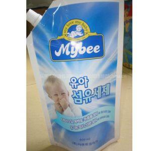 供应沐浴露包装用自立吸嘴袋,500ml液体包装袋