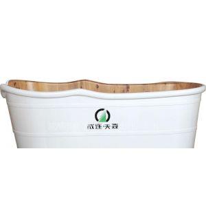 """加盟代理:传统浴缸和木桶的完美结合-""""成连天森"""""""