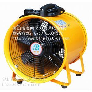 供应手提通风机、伸缩软风管、塑料薄膜风筒