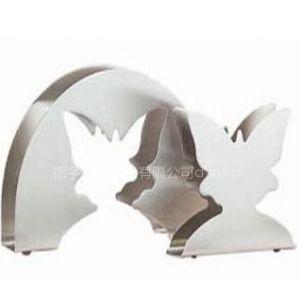 供应不锈钢餐巾座(DYK021)