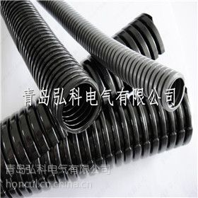 供应开口式尼龙软管、开口塑料软管型号