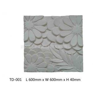 供应背景墙装饰板 聚合陶