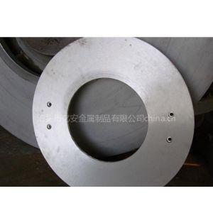 供应机械铝铸件 (环形)