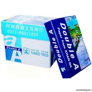 郑州市进口复印纸批发Double A A480g复印纸市内免费送货