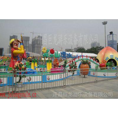 花果山漂流儿童经典游乐设施许昌巨龙游乐