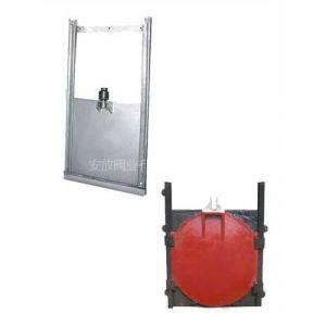 供应双向止水铸铁闸门、钢制闸门、不锈钢闸门