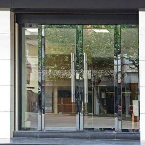 南宁玻璃地弹门安装维修