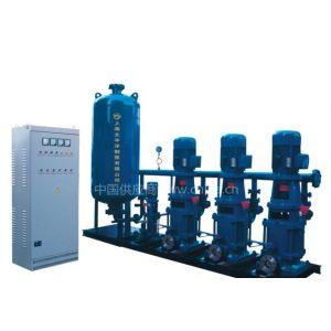 供应全自动(变频)稳压生活给水设备