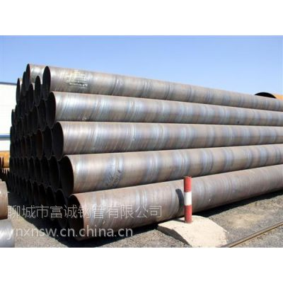 非标螺旋管厂家、非标螺旋管生产、聊城富诚钢管