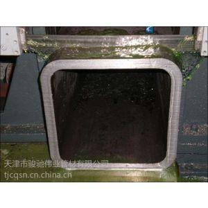 供应Q345D大口径厚壁无缝方管 低合金薄壁方矩管现货