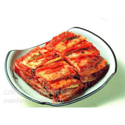 长年供应韩国泡菜 日式风味 沙丁鱼味等风味泡菜