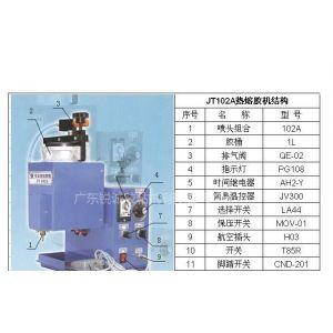 供应热熔胶机编号:JT-102A