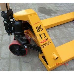 供应合肥滁州天长诺力手动叉车 液压车 搬运车 电动叉车2.5吨