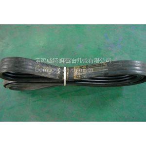 供应钻机泥浆泵联组皮带皮带轮皮带5ZV25J-7620