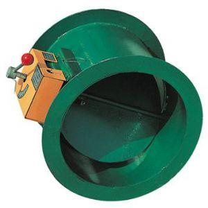 换热、制冷空调设备|圆形防火调节阀