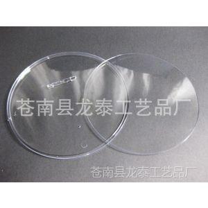 供应直接厂家生产  直径15cm 外贸 出口 环保 亚克力胸章