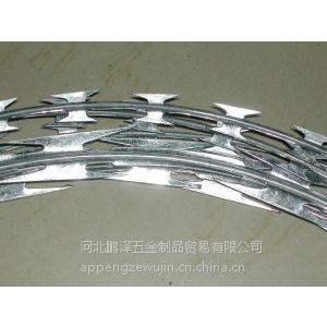 供应北京刀片刺绳#哪里卖刀片刺绳#通州区刀片刺绳网厂