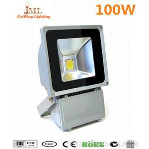 供应LED投光灯室外灯具 100W