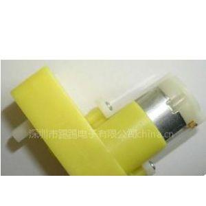深圳踢踢电子长期供应塑料齿轮电机