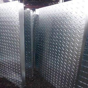 供应贵阳热镀锌钢格栅
