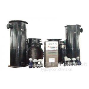 供应凝汽器胶球清洗装置可在机组不减负荷的情况下清洗凝汽器,提高凝汽器的传热效果