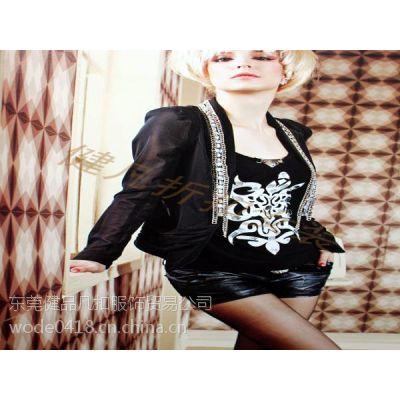 供应秋冬款外套女套装 100%专柜女装品牌库存 剪标女装