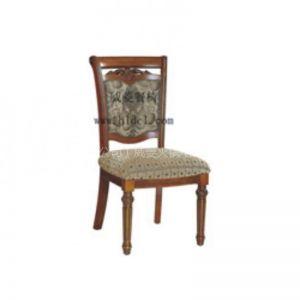 供应软座高档实木餐椅