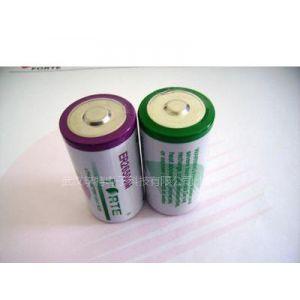 供应ER17335M 2/3A全密封不可充电锂电池