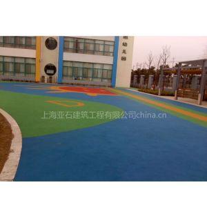 供应供应塑胶地坪GH塑胶跑道艺术地坪SK混凝土艺术地坪