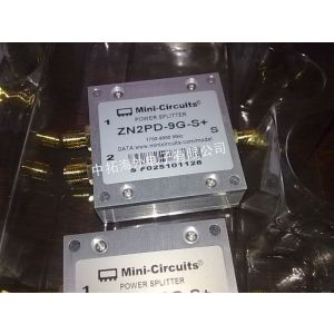 供应MINI-CIRCUIT 一分二功分器 ZN2PD-9G-S