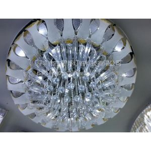 供应供应现代简约奢华水晶灯 客厅灯LED卧室灯 餐厅灯书房吸顶灯饰灯