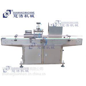 供应全自动直线式灌装机适用于各种不同黏度的液体